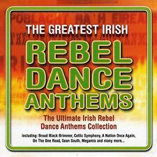Iirish rebel music the Greatest irish Rebel Dance Album