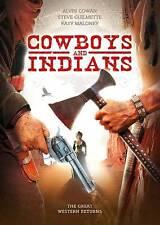 FREE US SH (int'l sh=$0-$3) USED DVD Cowboys & Indians~Tyler Burk, Aaron Burk,De