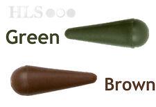 flèche Tampon perles vert ou brun couleurs HLS pêche à la carpe LIGNE Matériel [