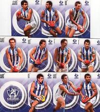 2011 AFL select INFINITY COMMON TEAM SET KANGAROOS 11