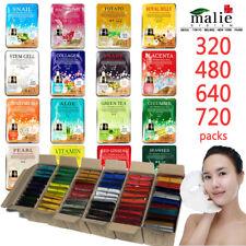 Facial Mask Essence Malie 320pcs Korean Cosmetics Hydrating Firming 480 640 720
