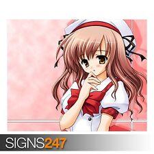 Anime Girl 192 (3197) Anime Poster-Photo Poster print ART A0 A1 A2 A3 A4