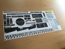 International Tractor warning stickers / decals