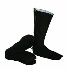 Martial Arts Ninja Indoor Suede Sole Tabi Shoes Adults Boots Foot Wear