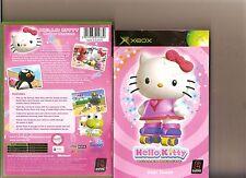 HELLO KITTY ROLLER RESCUE XBOX / X BOX