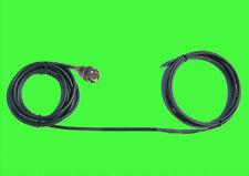 Dachrinnenheizung selbstlimitierend ohne oder mit Dachrinnenregler Länge 1 - 30m