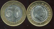 TURQUIE  50 kurus 2005