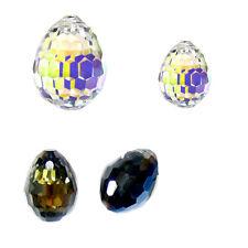 Swarovski Crystal 6002 Disco Drop Pendant Bead