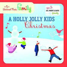 NEW A Holly Jolly Kids Christmas (Audio CD)