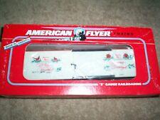 American Flyer #48314 1992 Christmas Box Car