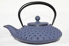 IWACHU Japanese Cast Iron Teapot HIRA ARARE (0.50L)