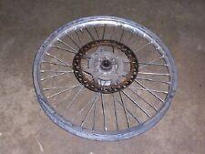 89-94 kawasaki kdx200 kdx 200 front wheel rim hub