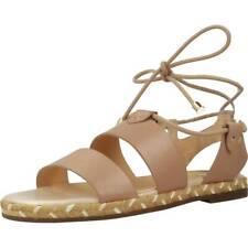 Sandalo GEOX D KOLLEEN, Color Marrone