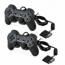 Doppelter Schock Joypad Wired Controller Gamepad für PS2 PlayStation 2 2018