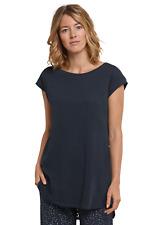 Schiesser femmes mélange & Relax Chemise Manches Courtes T-Shirt Gr 36-50 S-5XL