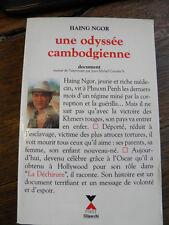 une odyssée cambodgienne de haing ngor
