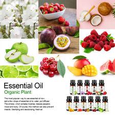 Aromatherapy Fruit 10ml Essential Oils Natural Pure Essential Oil Fragrances Set