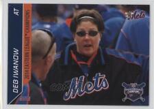 2014 Choice Binghamton Mets Championship #28 Deb Iwanow Rookie Baseball Card