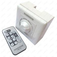 180W IR Remote Control LED Light SCR Dimmer AC 110V/220V Adjustable Switch Lamp