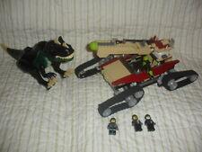 Lego Dino Attack 7476 Iron Predator Vs T Rex Dinosour COMPLETE RARE VINTAGE