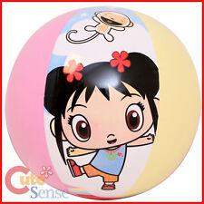 "Ni hao Kai Lan and Friends Inflatable Beach Ball -16"""