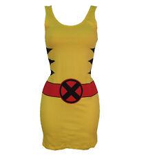 Marvel Wolverine Junior Licensed Sexy Tunic Woman Tank Dress S-XL