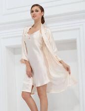 NWT Pure Silk Women's   Robe/Gown Set  972