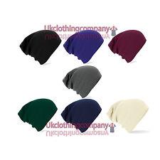 Unisex Beechfield Slouch Beanie-Einheitsgröße - 7 tolle Farben