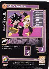 Goku's Brawling CCG TCG Card DBGT Dragon Ball GT 5 Stars