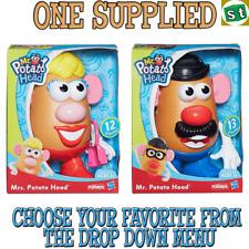 HASBRO Playskool Mr e Mrs Potato Head uno in dotazione si sceglie età 2+