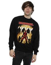 Marvel Men's Deadpool Target Practice Sweatshirt