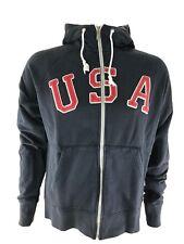 Nike Run AW77 USA '64 Men's Full Zip Hooded Sweatshirt