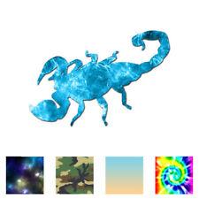 Scorpion - Vinyl Decal Sticker - Multiple Patterns & Sizes - ebn598