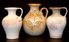 Vintage WEST GERMAN POTTERY Retro FAT LAVA Vase PANTON MID-CENTURY MODERN Eames