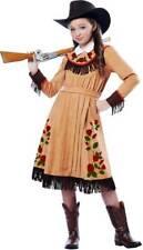Wild West Annie Oakley Cowgirl Dress Outfit Cowboy & Western Costume Child Girls