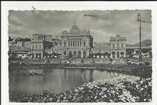 antica cartolina di genova stazione brignole 1936