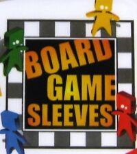 100 Kartenspiel-Hüllen Brettspiel Hüllen - viele Größen -