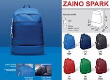 ZAINO SPORTIKA Mod. SPARK 6 Colori a Scelta,X Scuola Calcio,MiniVolley,MiniBaske