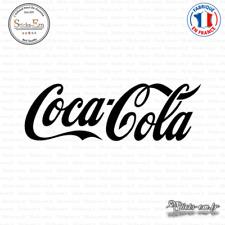 Sticker Logo Coca Cola Decal Aufkleber Pegatinas D-456 Couleurs au choix
