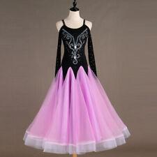 2019 Rumba Latin Salsa Samba Chacha Ballroom Dance Dress Dancewear 111