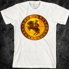 Greek T-Shirt Greco Roman Gladiator Spartacus 300 Conan War Athena Spartan tee