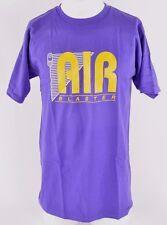 2013 MENS AIRBLASTER TEAM BLASTER CLASSIC T-SHIRT $22 purple premium tee
