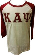 Kappa Alpha Psi Applique Mens Baseball Tee