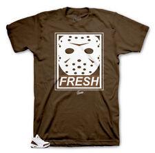 a72bd2448045fa Shirt Match Jordan Retro 3 Mocha - Fresh Death Tee