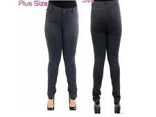 Womans Plus Jeans Jegging Pant Stretch skinny mid rise XL 2X 3X cotton blend