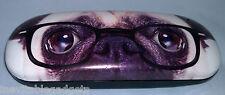Pug Dog Cat Designs Glasses Cases Fun Novelty Gift Glasses Case