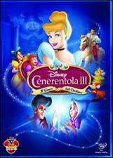 DVD CARTONE ANIMATO Cenerentola 3. Il gioco del destino (2007)