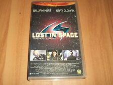 VHS-LOST IN SPACE-MEDUSA-1998-STEPHEN HOPKINS-HURT