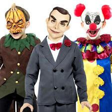 Goosebumps Kids Halloween Fancy Dress Spooky Scary Horror Boys Childrens Costume