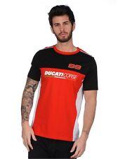 2017 Official Jorge Lorenzo Ducati Corse T-Shirt  - 17 36013